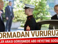 Erdoğan açıkça söyledi: Haber vermeden vururuz