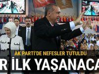 AK Parti olağanüstü kongresinde bir ilk yaşanacak