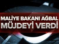 Maliye Bakanı Naci Ağbal'dan 'Reform Paketi' açıklaması.
