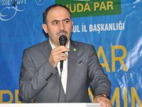 Hüda Par Genel Başkanı Pendik'te iftara katıldı