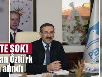 Ramazan Öztürk gözaltına alındı!