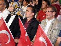 Tuzla'da Demokrasi Nöbeti Dualarla Tamamlandı