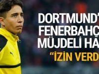 Dortmund'dan Flaş Emre Mor açıklaması