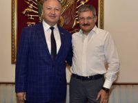 SGK Müdürü'nden Şahin'e ziyaret