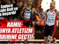 Ramil Guliyev öyle büyük bir iş başardı ki...