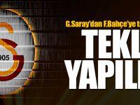 Son Dakika: Galatasaray'dan Fenerbahçe'ye tarihi çalım!