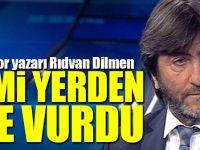 Rıdvan Dilmen Volkan'ı yerden yere vurdu