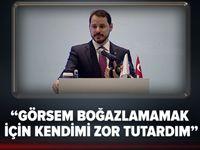 Enerji Bakanı Albayrak'tan çok sert açıklama!