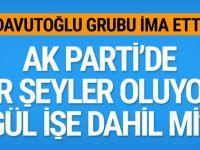 Davutoğlu parti mi kuruyor? Abdullah Gül'ün rengi ne?