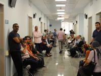 Avrupa standartlarındaki hastane hasta kabulüne başladı