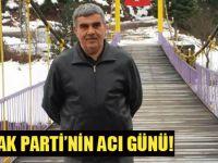 AK Parti'nin sevilen ismi vefat etti!