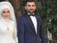 Velibaba Muhtarı Şükrü Aydemir, oğlunu evlendirdi
