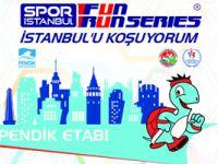 Fun Run Pendik Pazar günü koşulacak