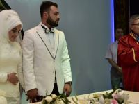 AK Parti Ailesi'ni buluşturan nikah!