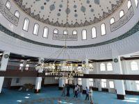 Amine Hatun Camii İbadete Açılıyor