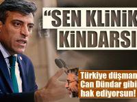 Türkiye düşmanı Can Dündar gibi ödülü hakkediyorsun!