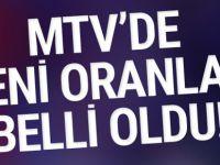 Yeni MTV oranı açıklandı! İşte rakamlar