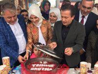 Tuzla AK Kadınlar'dan geleneksel Aşure ikramı