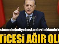 Erdoğan: Neticesi ağır olur