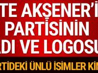 Meral Akşener'in partisinin adı .. logosu için olay ima!