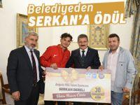 Serkan'a 30 Cumhuriyet Altını