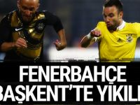Fenerbahçe dökülüyor;1-1