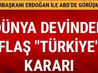 Cumhurbaşkanı Erdoğan ile ABD'de görüşen Dev şirket Türkiye'ye yatırıma geliyor