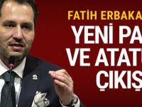 Fatih Erbakan'dan yeni parti açıklaması.. Bakın hangi gazeteye!