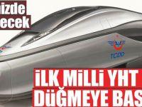 Türkiye'nin ilk 'milli hızlı treni'