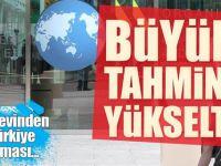 OECD Türkiye'nin büyüme tahminini yükseltti