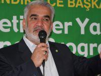 Yapıcıoğlu, küfür ehli zulüm için ittifak halinde