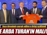 İşte Arda Turan'ın Başakşehir'e maliyeti
