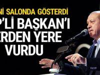 Erdoğan'dan CHP'li yeni başkan'a tepki: Tam bir facia