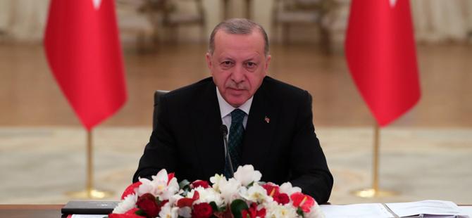 Başkan Erdoğan Cami cemaatinden ricada bulundu