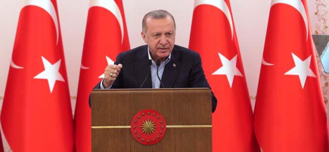 Erdoğan'dan çok sert İsrail açıklaması! Biz hazırız..