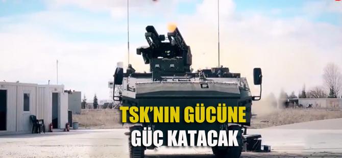 TSK'ya iki yeni bomba! Teslimatlar başladı