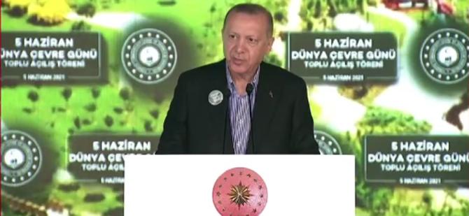 Başkan Erdoğan Pendik'ten mesaj verdi; Marmara'yı bu beladan kurtaracağız