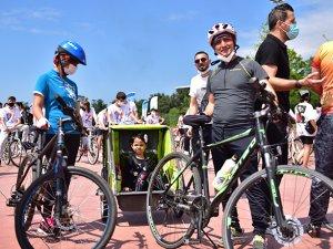 Tuzla'da Bisiklet Günü Etkinliği