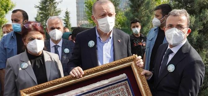 Pendik'e muhteşem Millet Bahçesi.. Cumhurbaşkanı Erdoğan açtı