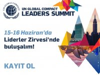 İş Dünyası, Birleşmiş Milletler ve Hükümet Temsilcileri UN Global Compact Liderler Zirvesi'nde Buluşuyor