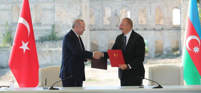 Başkan Erdoğan'dan tarihi konuşma!