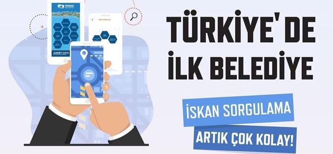 Pendik Belediyesi'nden Türkiye'de bir ilk!