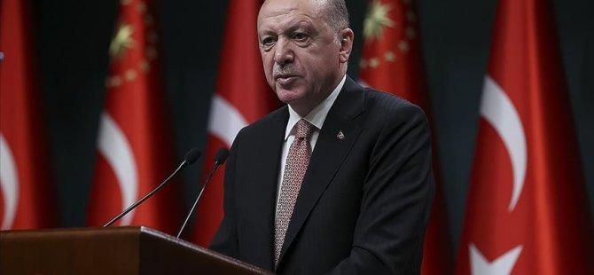 Erdoğan'dan Yatırım Açıklaması; 2003'ten Beri..