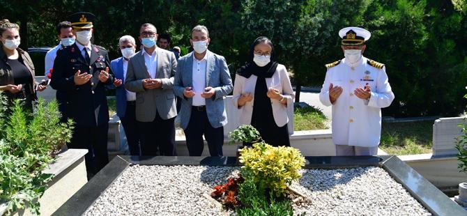 Pendik'in 15 Temmuz Şehitleri Dualarla anıldı