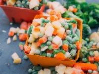 Dondurulmuş Meyve Sebze İhracatında Hedef 250 Milyon Dolar