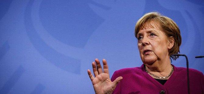 Alman Başbakan'ında Küstah Açıklama