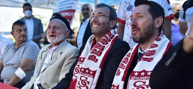 Pendik Sivaslılar Derneği'nden Sivas Kongresi kutlaması