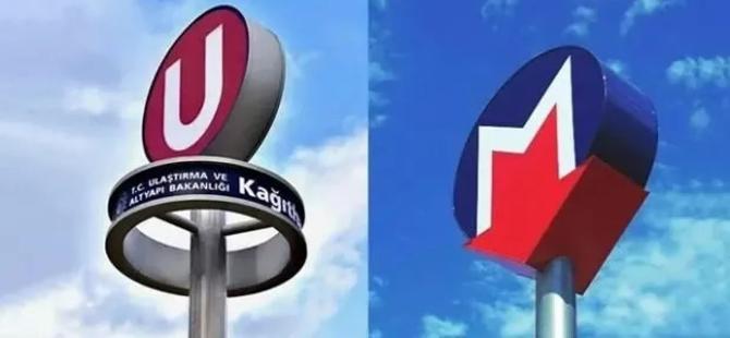 Bakan Karaismailoğlu yeni metro logosunu açıkladı