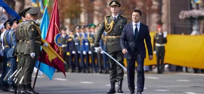 Ukrayna'dan Rusya'ya savaş tehdidi!