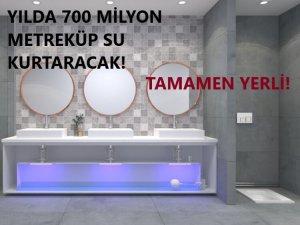 Türk Mühendislerden Yıllık 700 Milyon Metreküp Suyu Kurtaran Girişim